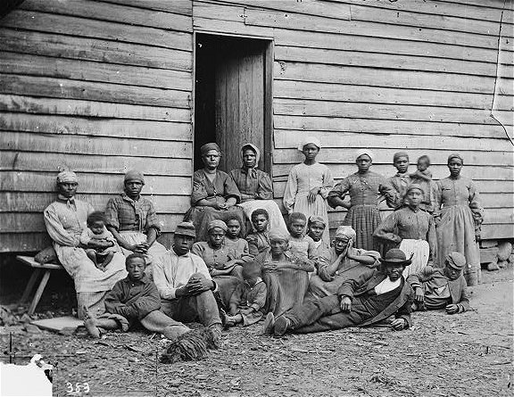 Freed slaves in New Bern were finally given access to schools in James City