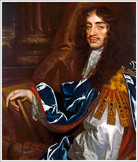 King Charles the 2nd, Early New Bern